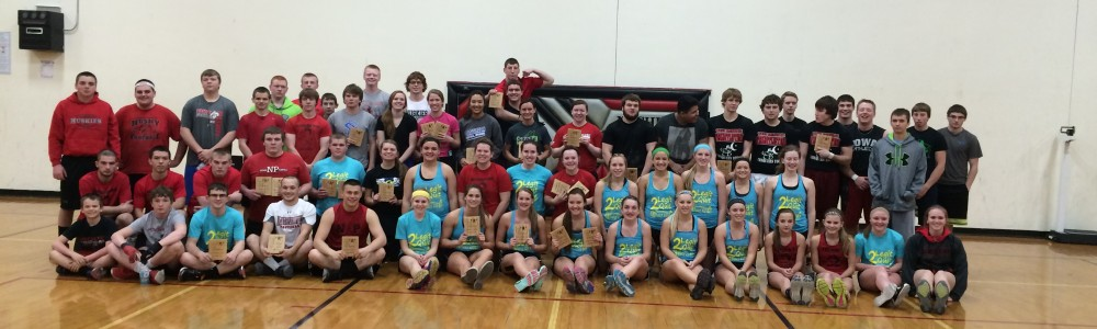 CBC/NIC Weight lifting competition