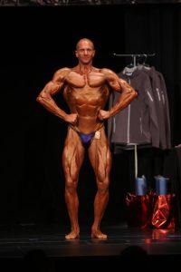 Aaron Lobliner Overall Open Bodybuilding Champion