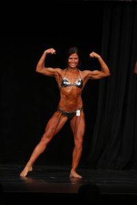 Dianne Harper Open Womens Overall Bodybuilding Champion