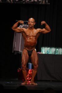 Johnny Drake Mens Bodybuilding 40+ Champion