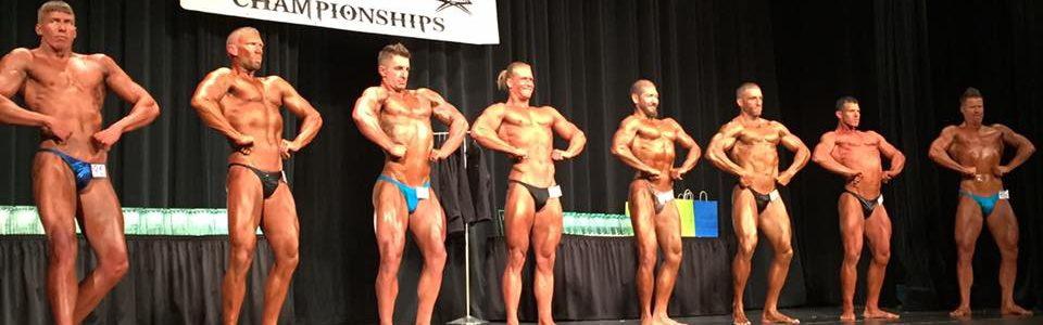 2016 NANBF Natural Iowa Results
