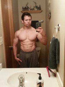 Bodybuilding contest prep update