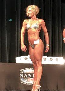 NANBF Natural Iowa Competitor Profile: Rachel Overton
