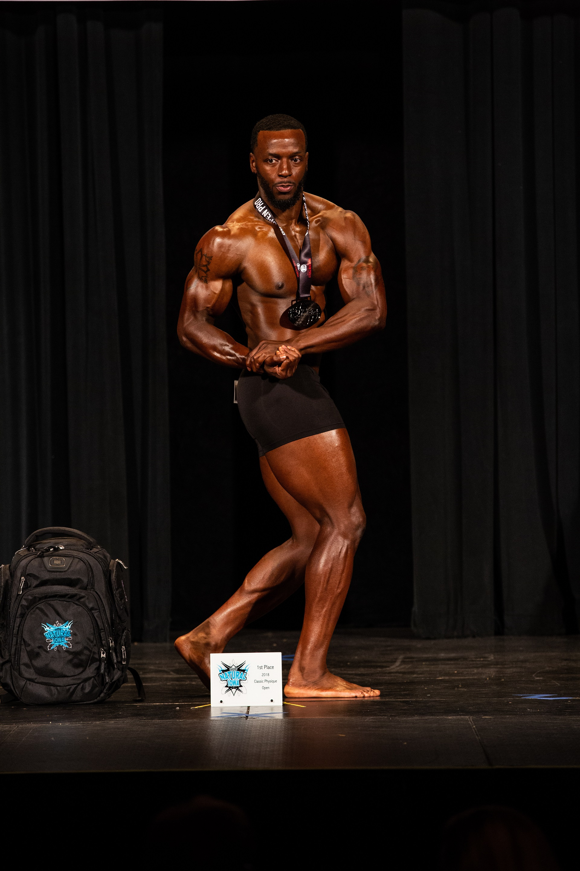 NATURAL IOWA COMPETITOR PROFILE: David Bryant