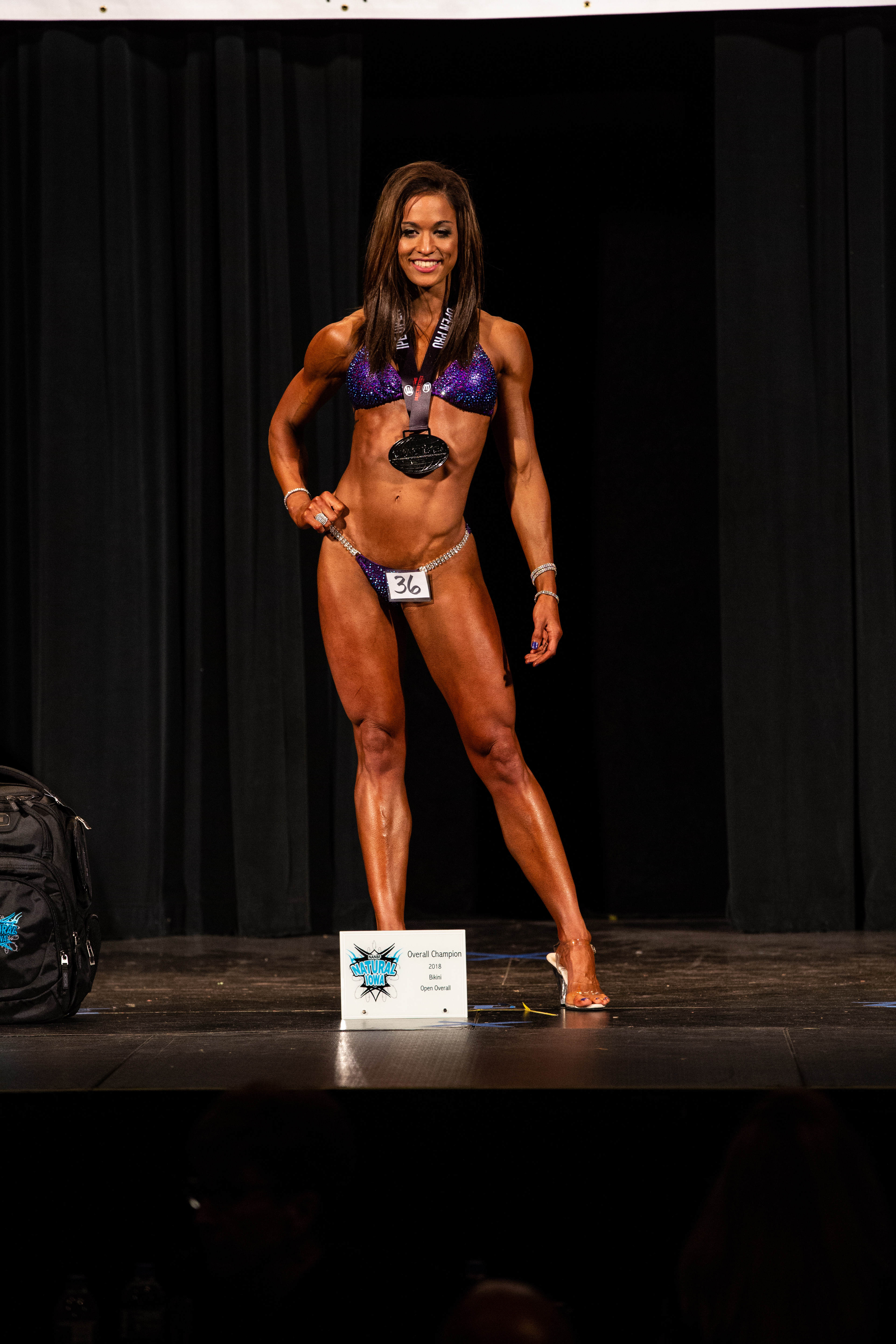 NATURAL IOWA COMPETITOR PROFILE: Laura Hilkemann