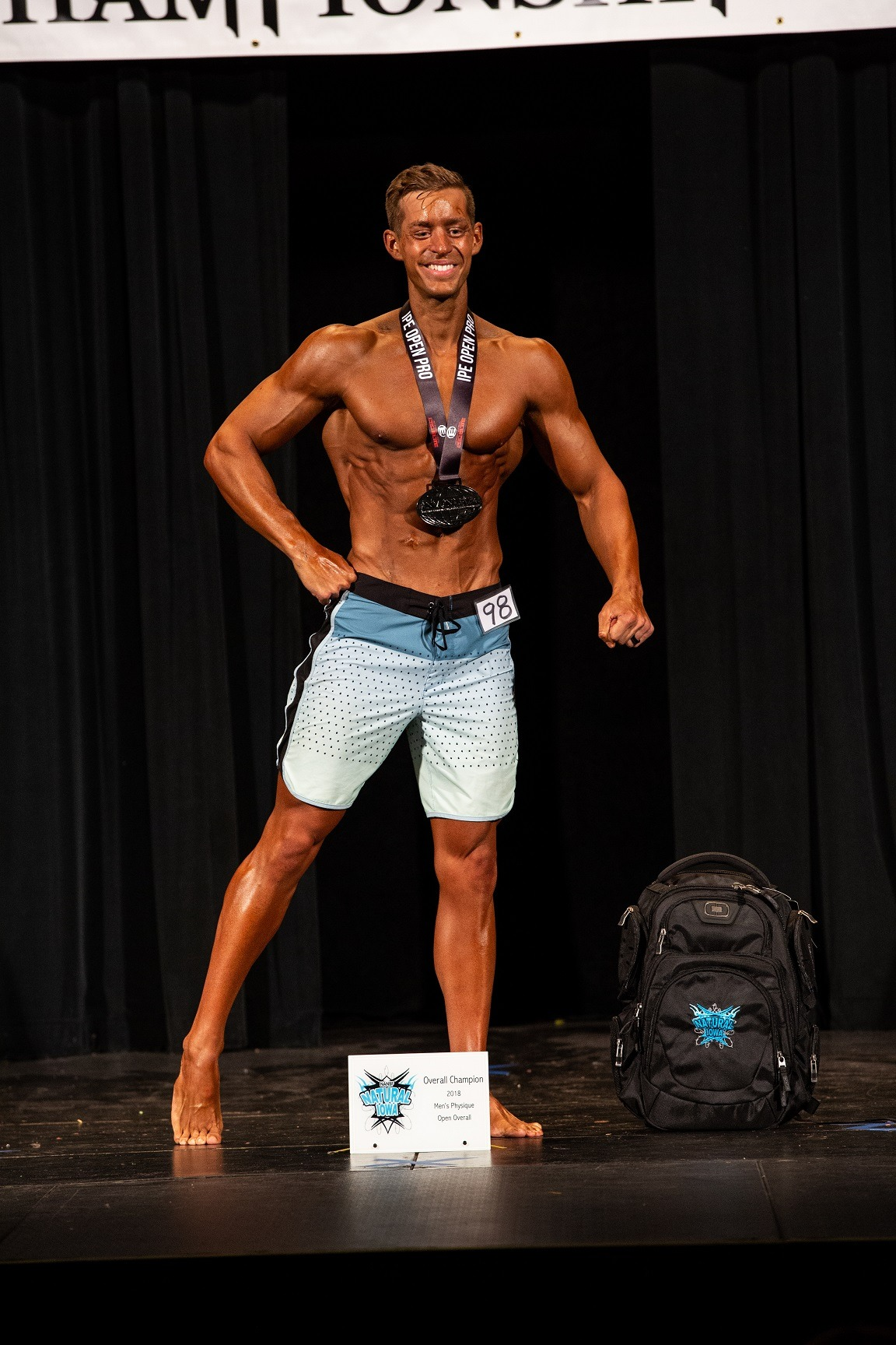 NATURAL IOWA COMPETITOR PROFILE: John Worley