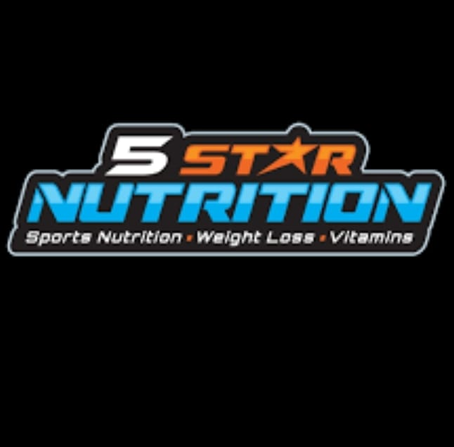 Sponsorship Announcement : 5 Star Nutrition
