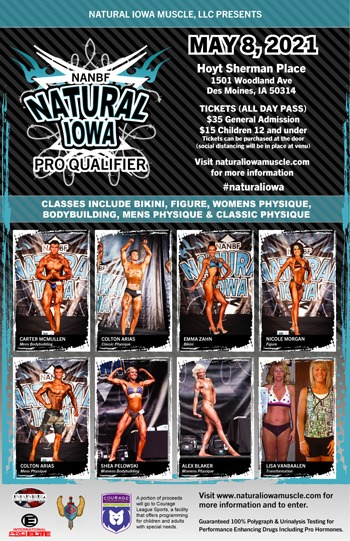 natural iowa muscle competition 2021